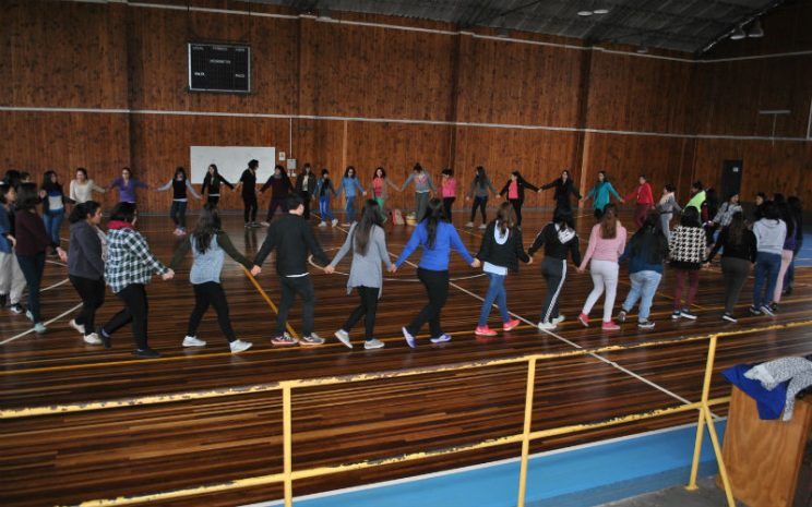Estudiantes De Santo Tomas Participan En Taller El Juego Como