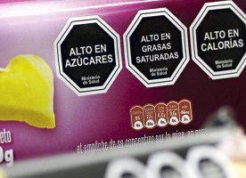 sello etiquetado de alimentos
