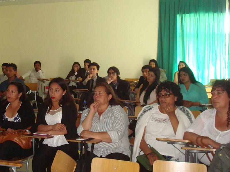 Socias de Fondo Esperanza durante certificación.