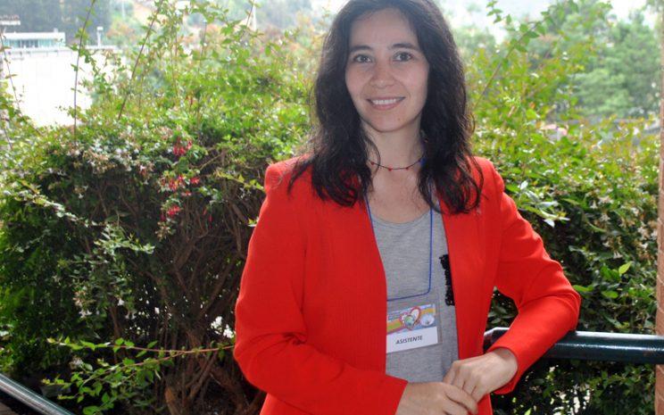 Claudia Novoa, Nutricionista CESFAM Las Cañas Valparaíso