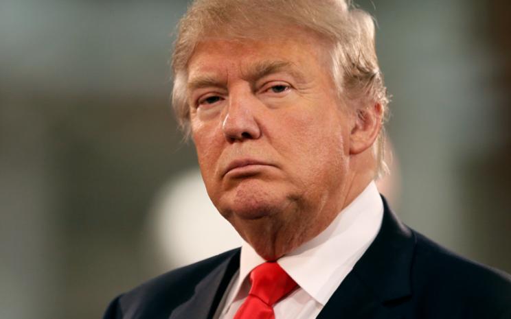 Foto de Donald Trump, presidente electo de Estados Unidos, para columna acerca de su elección.