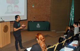 Jornada Fisiología del Ejercicio en UST Viña del Mar: Carlos Cristi