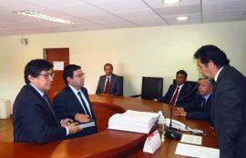 Ministro Interino Corte Apelaciones Rancagua