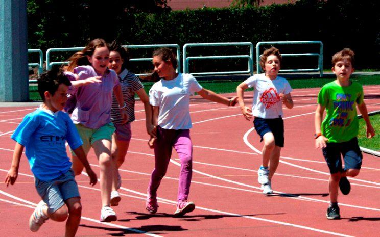 Actividad Física y deporte en edad escolar