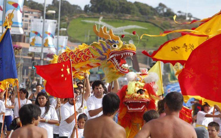 ae8a21de6 Año Nuevo Chino se celebra en grande - Santo Tomás en Línea