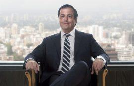 Juan Pablo Guzmán, Rector Nacional IP y CFT Santo Tomás.