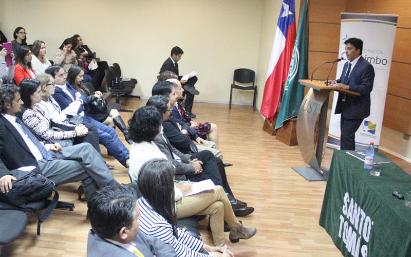 Saludo del Gerente de la Corporación regional de desarrollo productivo de Coquimbo.