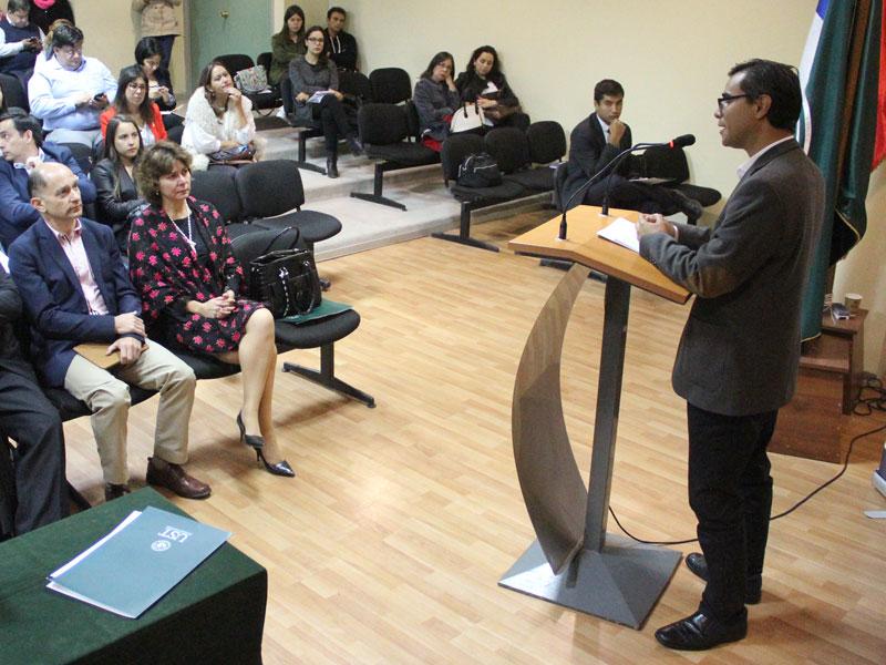Intervención Seremi Agricultura, Andrés Chiang.