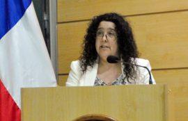 Verónica Herrera, jefa de carrera Psicopedagogía IP Santo Tomás Viña del Mar