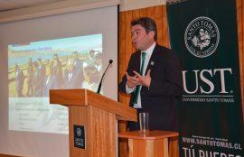 Ministro Medio Ambiente en Segunda Jornada sobre Medio Ambiente, Puerto Montt