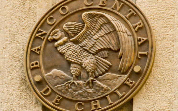 Imagen genérica de Banco Central de Chile, para columna de Piero Moltedo, director académico UST Viña del Mar.
