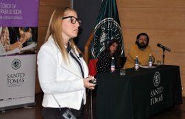 Inauguración Año Académico Técnico en Trabajo Social IP Santo Tomás Viña del Mar