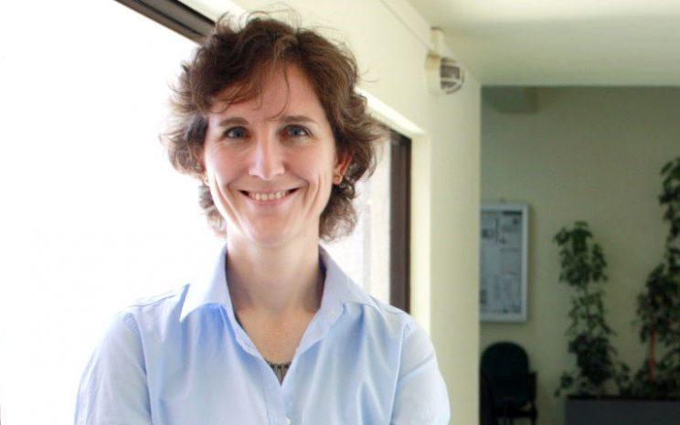 La Directora Ejecutiva del Congreso Católicos y Vida Pública , Esther Gómez.