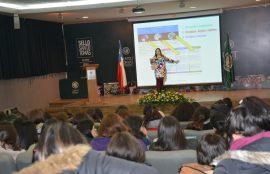 Sandra Urra en Seminario DUA en UST Concepción
