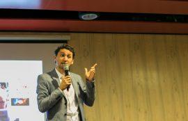 Luis Endgahl dictó el seminario