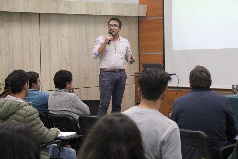 Ciclo charlas sobre Innovación Agraria
