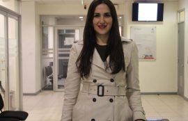Directora de Nutrición y Dietética Massiel Salazar