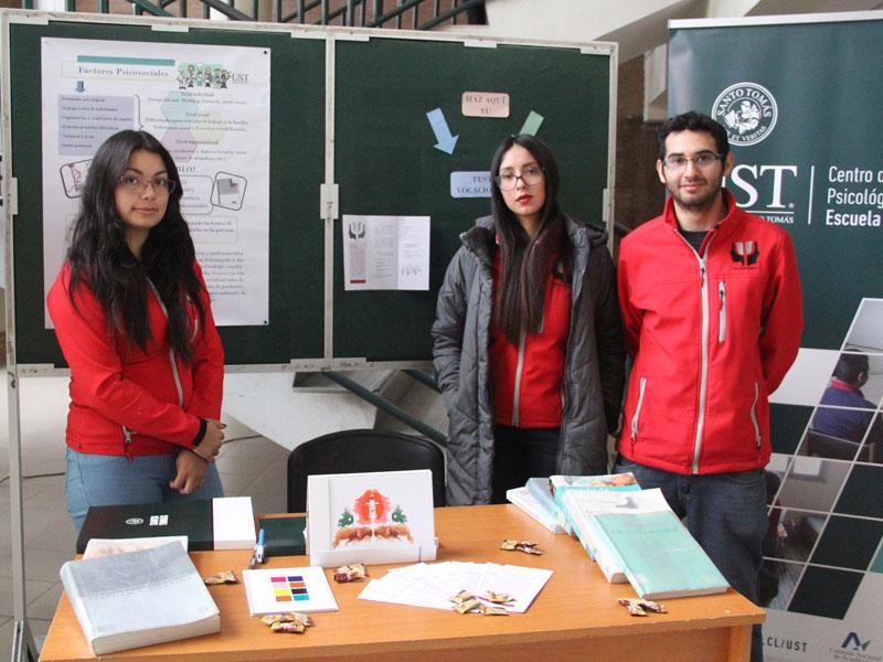 Estudiantes Intervención organizacional.