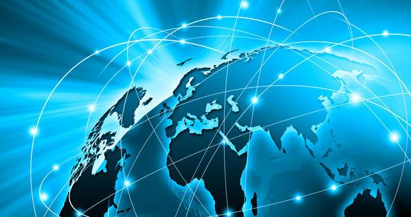 redes y comunicación en Internet