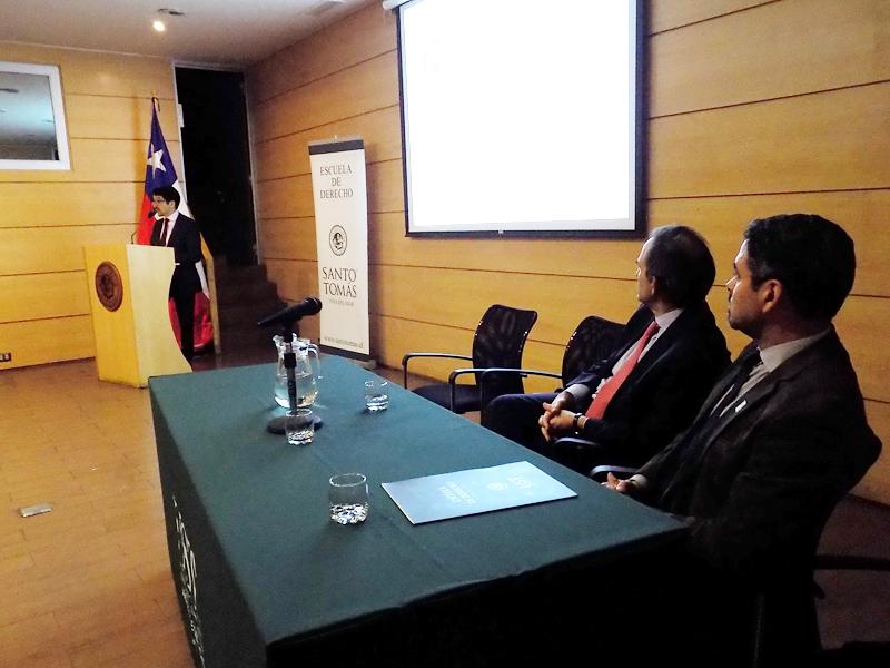 Seminario Internacional de Derecho