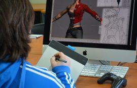 Estudiante diseña videojuego