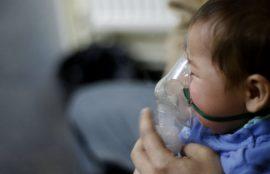 Las enfermedades respiratorias afectan principalmente a niños y adultos mayores