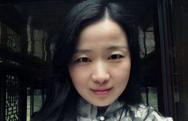 La poeta y documentalista Li Chengen