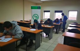 Examen HSK en Concepción