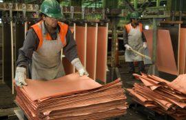 Industria del cobre