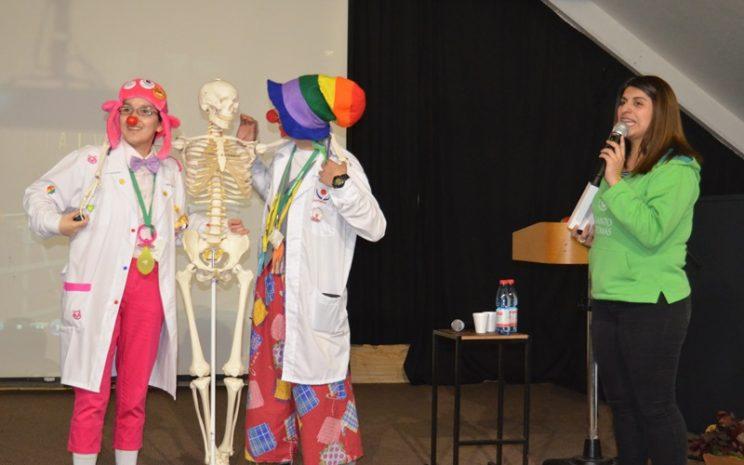 Clowntagiosos en Santo Tomás Puerto Montt