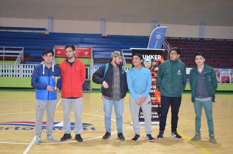 Olimpiadas Regionales Zona Sur 2017 Santo Tomás