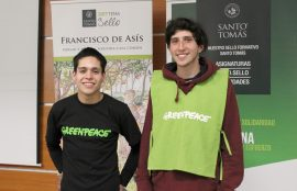 Invitados Greenpeace