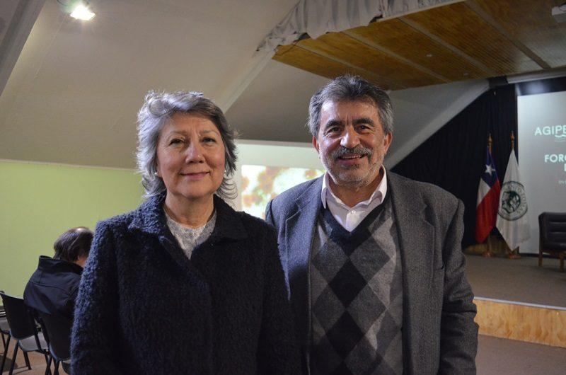 Marcela Ávila e Ignacio Espinoza
