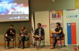 Seminario Innovación Social Puerto Montt Superior