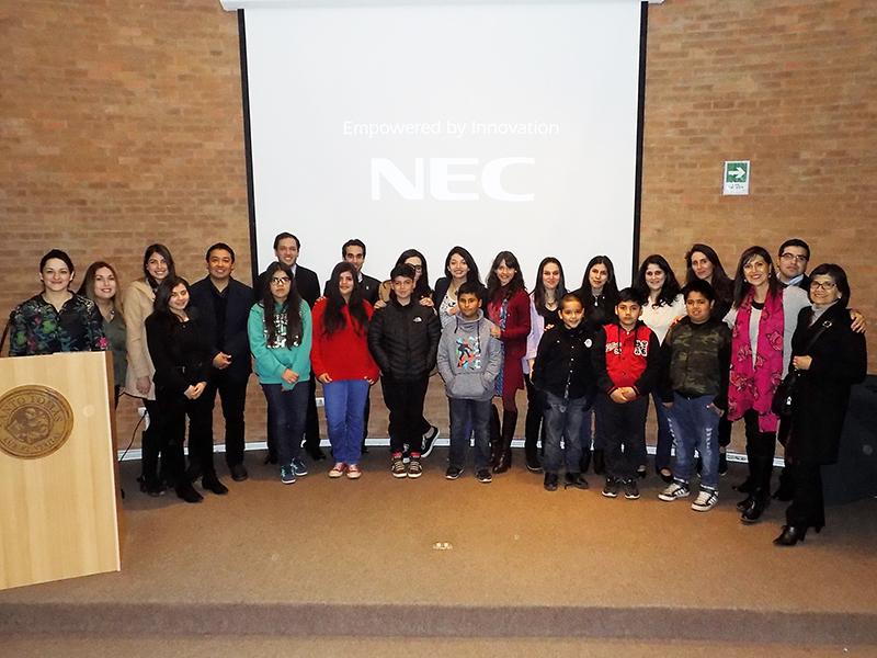 Lanzamiento Programa Integral Infantil