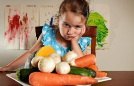 Problemas sensoriales en los niños