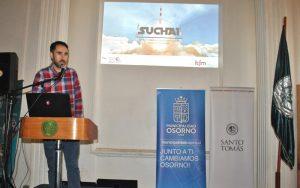 Exposición Dr. Miguel Martínez Ledesma sobre SUCHAI