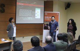Presentación de proyectos de diseño de servicios.