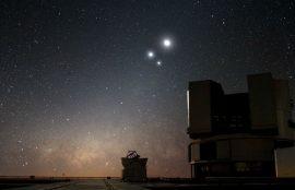 Los cielos del norte facilitan la observación astronómica.