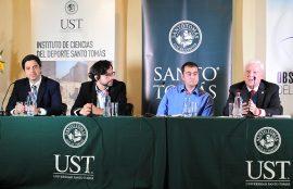 """Debate """"Propuestas de políticas públicas deportivas para el futuro"""""""