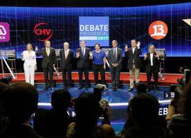 Debate Presidencial columna 2017