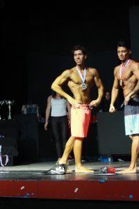 De Campeón de Natación a Campeón de Men´s Phisique