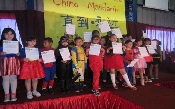 certificación chino mandarín colegio canal Beagle Viña del Mar