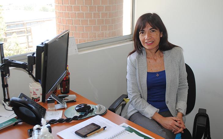 Sandra Catalan, directora Escuela de Educación UST Viña del Mar