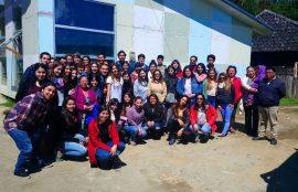Estudiantes de la UST trabajan con organizaciones comunitarias de San Juan de la Costa