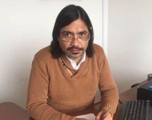 Coordinador CAPS, Jorge Álvarez.