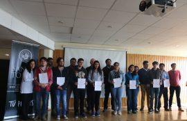 Estudiantes destacados por Competencias de Empleabilidad
