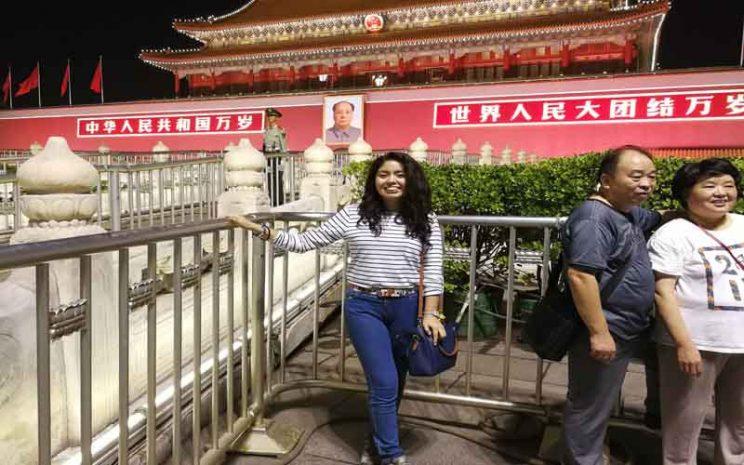 Beca en China gracias a IC UST