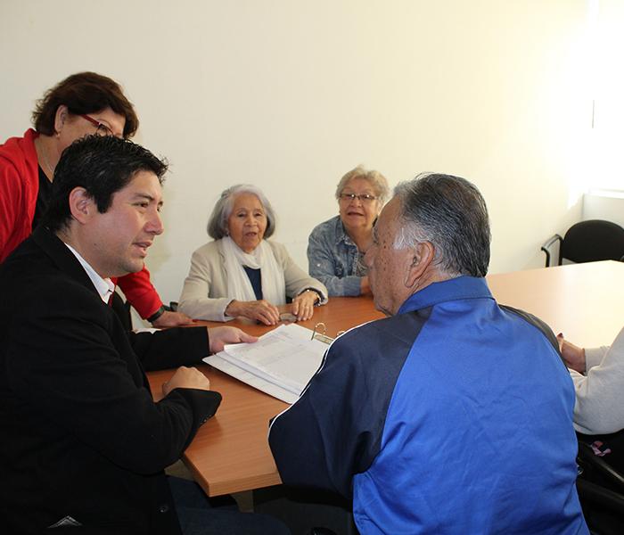 El Cigap busca aportar a mejorar la calidad de vida de las personas mayores.