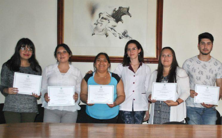 """Alumnos del CFT Santo Tomás desarrolla importante curso de """"Protección Radiológica"""""""